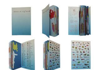 IK&SK - ocean in my hand - Libro Per Bambini