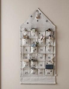 Ferm Living - star christmas - Calendario Dell'avvento