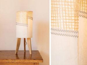 727 SAILBAGS - mini colonne - Lampada Da Tavolo