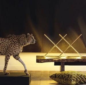 Maison De Vacances - lampe x - Lampada Da Tavolo