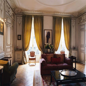 Minotto - double rideaux -