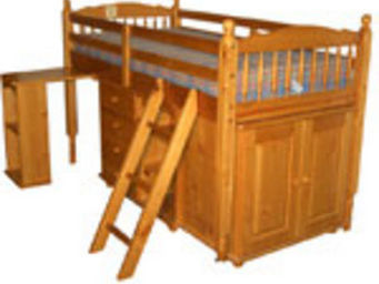 Fivepips UK -  - Letto A Soppalco