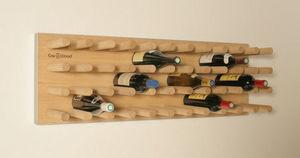 Cav in Wood - fakir-line - Portabottiglie (cucina)