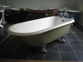 THE BATH WORKS - edwardian - Vasca Da Bagno Con Piedini
