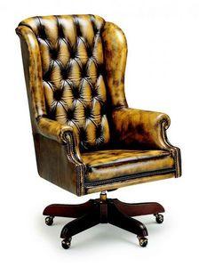 Distinctive Chesterfield Sofas - baldwin office chair - Poltrona Ufficio