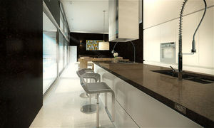 SILESTONE et ECO BY COSENTINO - eco - Bancone Bar