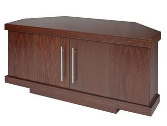 Gerard Lewis Designs - corner cabinet in walnut - Angoliera