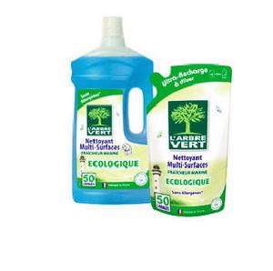 L'ARBRE VERT -  - Detergente Per Piastrelle Da Esterni