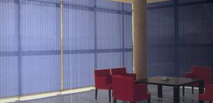 Variance store - bandes de largeur 89mm ou 127mm - Tenda A Bande Verticali