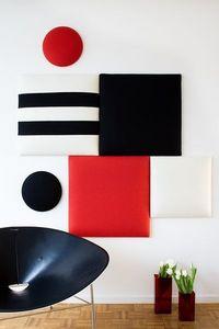 TECNISE - squarebubbles - Pannello Decorativo