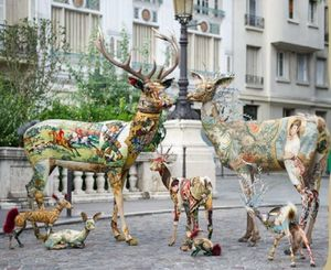 Frederique Morrel -  - Scultura Animali