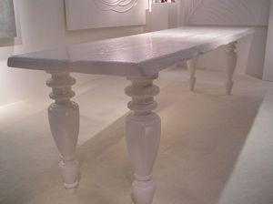 FUORILUOGO DESIGN -  - Tavolo Da Pranzo Rettangolare
