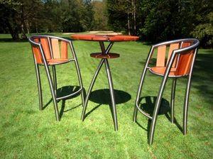 Calanc -  - Tavolino Rotondo Per Esterni