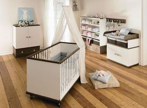 Hülsta - casalino lit pour bébé - Cameretta Neonato 0 3 Anni