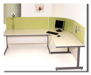 Eco Manufacturing - epdt desktop screens - Pannello Divisorio Ufficio
