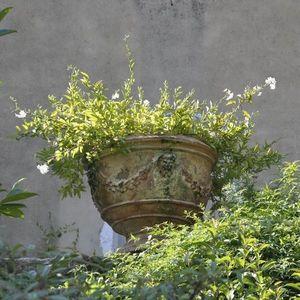Le Chene Vert - coupe bacchus - coupe anduze - Fioriera