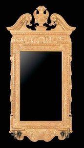 The English House - george ii architectural mirror - Specchio