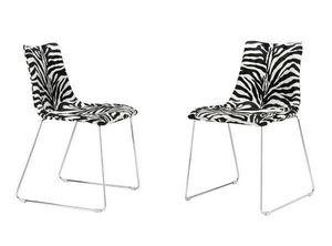 SCAB DESIGN - zebra pop - Sedia