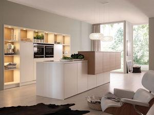 Total Consortium Clayton - classic-fs / topos - Cucina Moderna