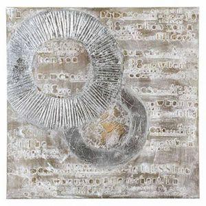 MAISONS DU MONDE - toile eclipse petit modèle - Quadro Decorativo