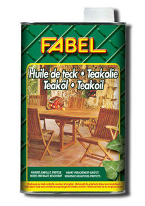 Fabel -  - Olio Per Teak