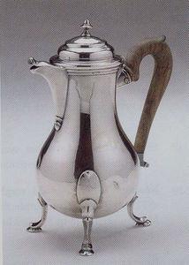 Dario Ghio Antiquites -  - Caffettiera