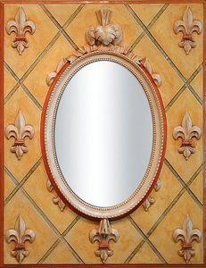 Miroirs et trumeaux Daniel Mourre - angélique - Specchio