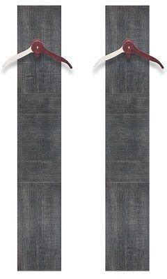 MajorDomo - Appendiabiti da terra-MajorDomo-Palladio Grey