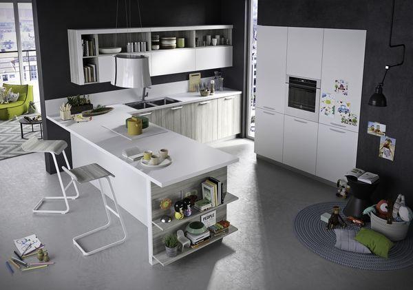 Snaidero - Cucina moderna-Snaidero-Fun