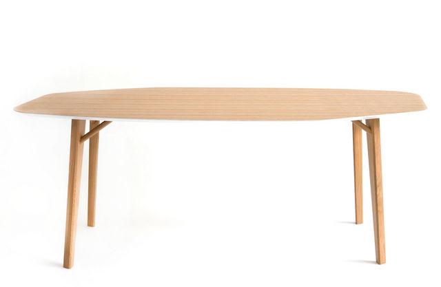 COLE - Tavolo da pranzo rettangolare-COLE-Tria table Octa