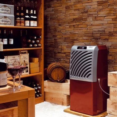 WINEMASTER® - Condizionatore per cantina-WINEMASTER®-WINE SP100