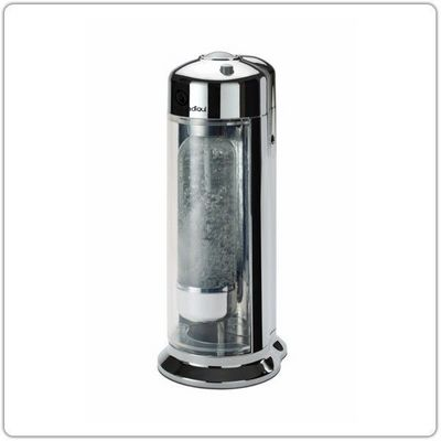 TOOSHOPPING - Gasatore d'acqua-TOOSHOPPING-Soda Drink Chromé Brillant
